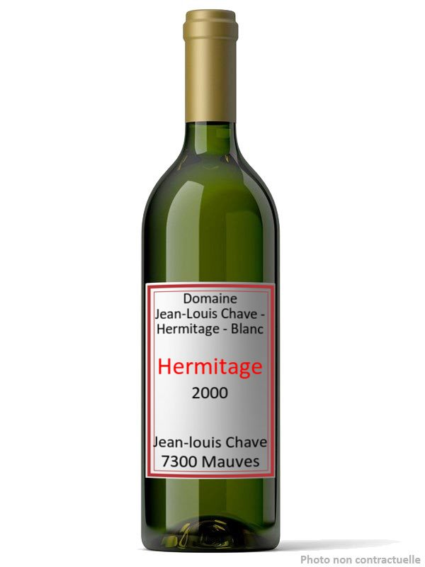 Domaine Jean-Louis Chave - Hermitage - Blanc 2000